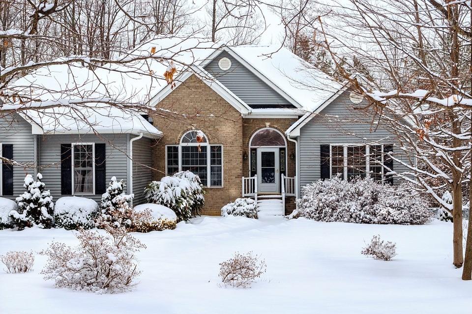 Protéger sa maison en hiver